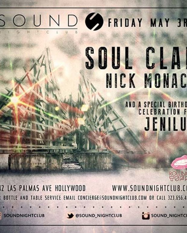 Soul Clap Presents: Dancing On The Charles—A Boston Electronic Music Story—Plus LA Show This Friday at Sound