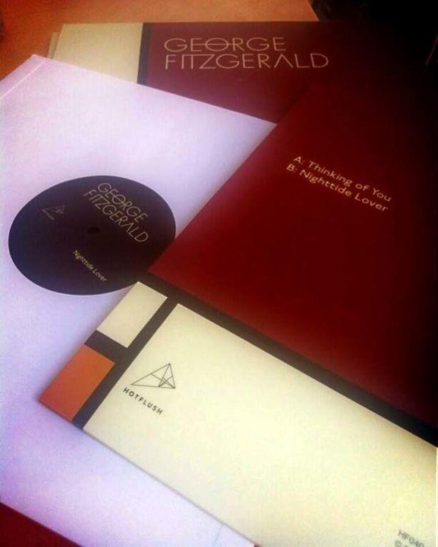 """George Fitzgerald """"Thinking of You"""" Hotflush Recordings—File Under Peak Hour Ibiza Anthem"""