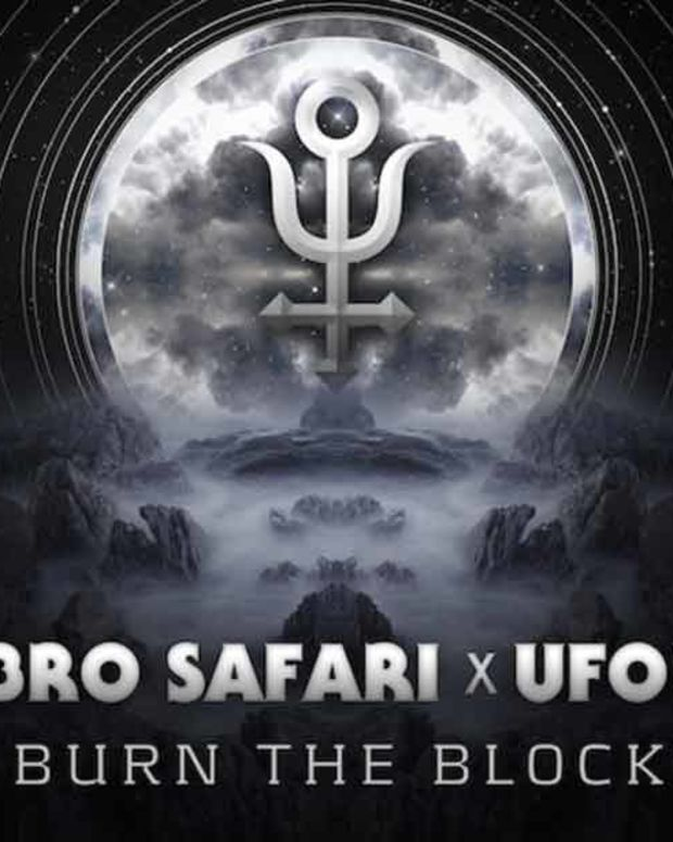 """EDM Download: Bro Safari & UFO! """"Burn The Block"""" - File Under Trap"""