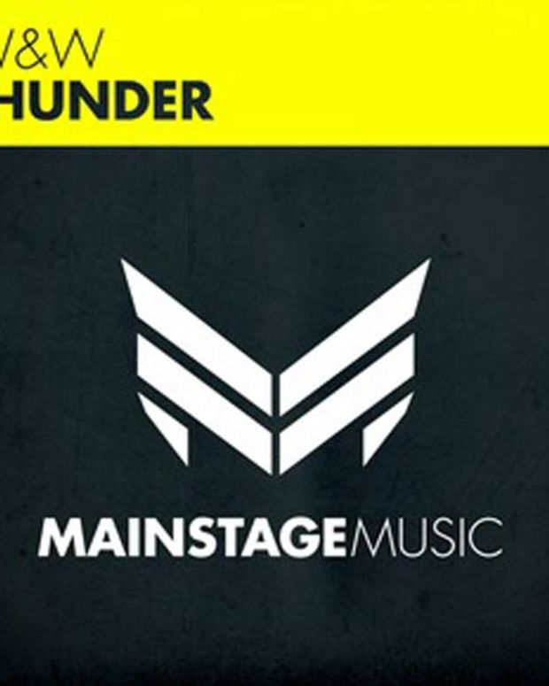 """EDM News: W&W """"Thunder"""" out today on Mainstage Music"""