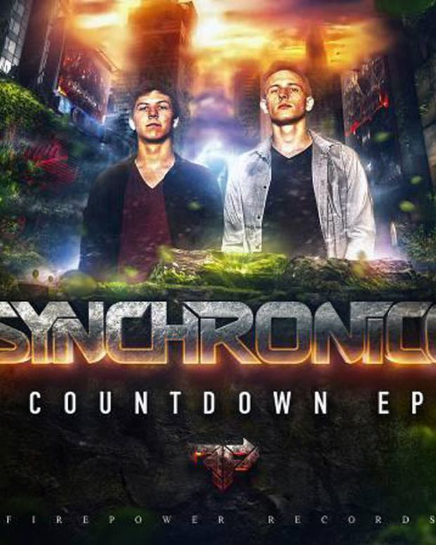 EDM News - Datsik's Firepower Records Set to Release Synchronice's Countdown EP June 18th