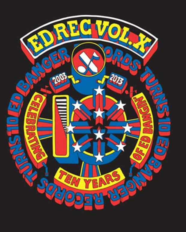 """EDM News - Ed Banger's """"Ed Rec Volume X"""" Out Today Featuring Justice, Busy P, Cassius And More"""