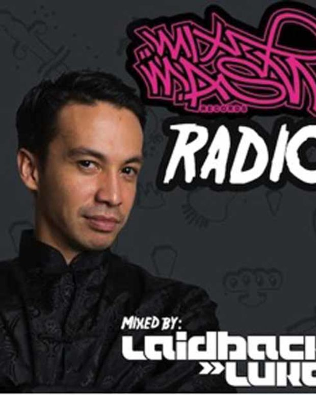 EDM News - Laidback Luke launches Mixmash Radio