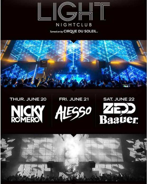 EDM News - Daylight And Light Nightclub Announce EDC Week Lineup