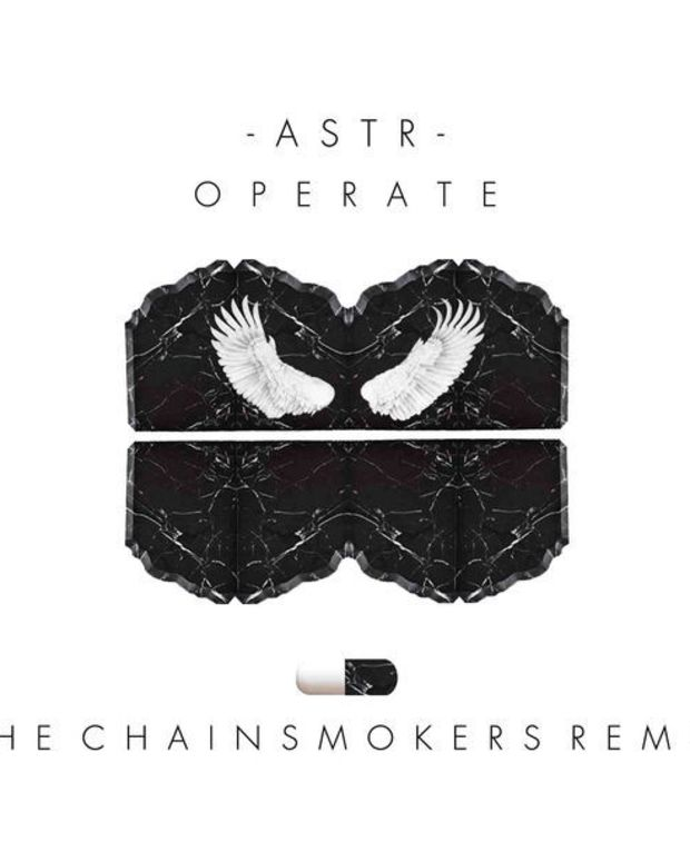 EDM Download: ASTR - OPERATE (THE CHAINSMOKERS REMIX)