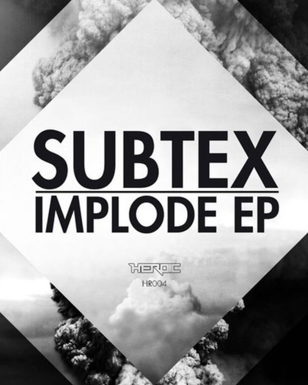EDM Dowload: Subtex - Implode EP; File Under Bassnectar Meets Mitis Meets The Glitch Mob