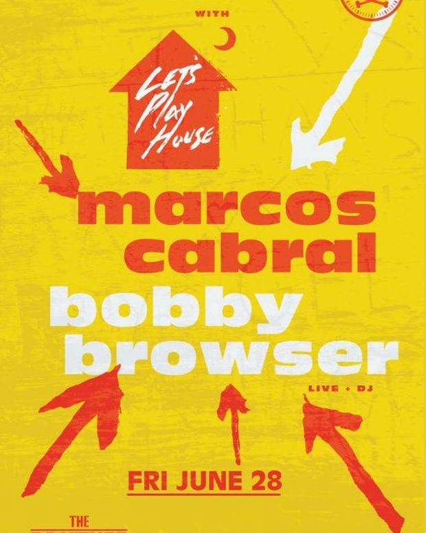 EDM Event: NYC- Marcos Cabral And Bobby Browser At Panther Room 6/28