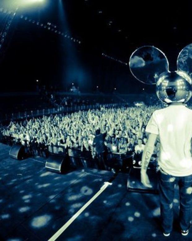 EDM News: deadmau5 Releases Two New Tracks On SoundCloud