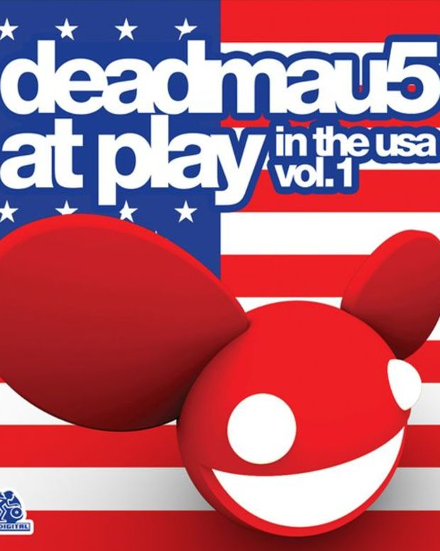 EDM News: deadmau5 Releases At Play In The USA, Vol. 1In Digital Format As A Beatport Exclusive