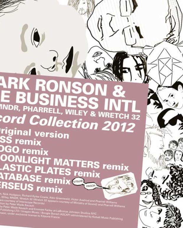Mark-Ronson