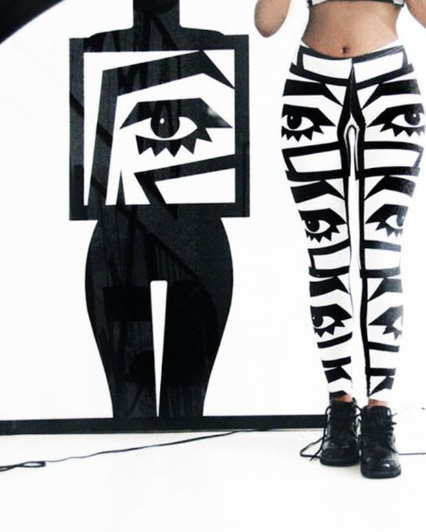 EDM Style: American Apparel X Kesh Line For Men And Women; Premiered By Soletron