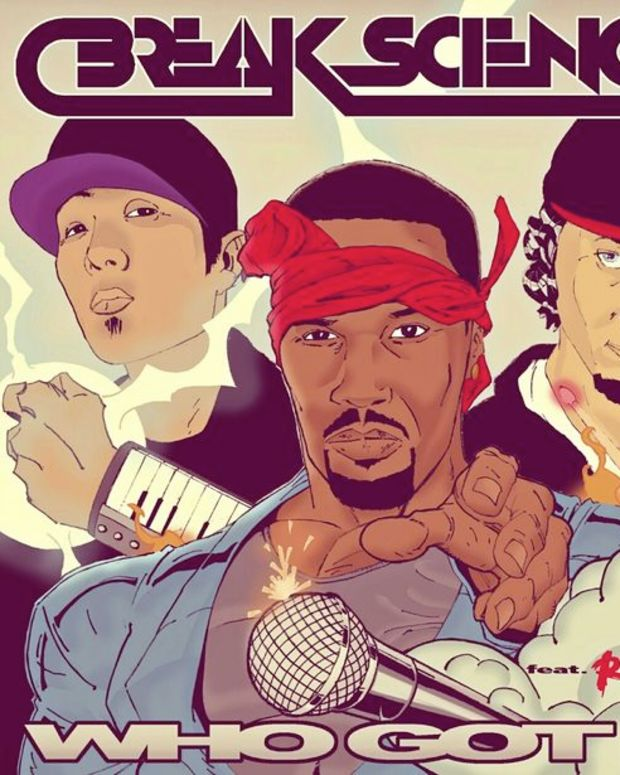 """EDM Download: Break Science Release """"You Got It"""" Featuring Redman As Free Download Via Pretty Lights Music"""