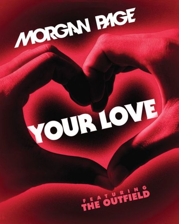 """EDM News: Morgan Page Remakes """"Your Love"""" featuring The Outfield; File Under More Signs EDM Is Getting All 80s"""