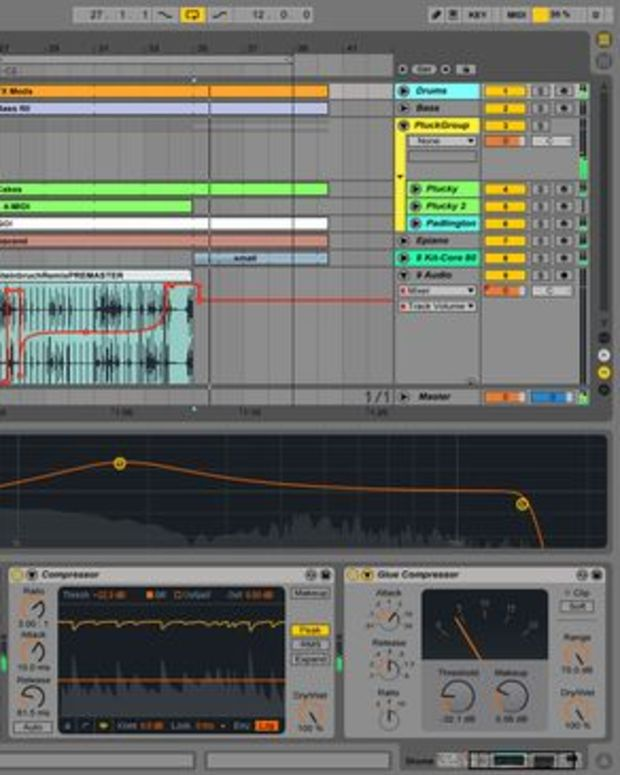 EDM News: Ableton Live X EJ Underground Records Remix Competition