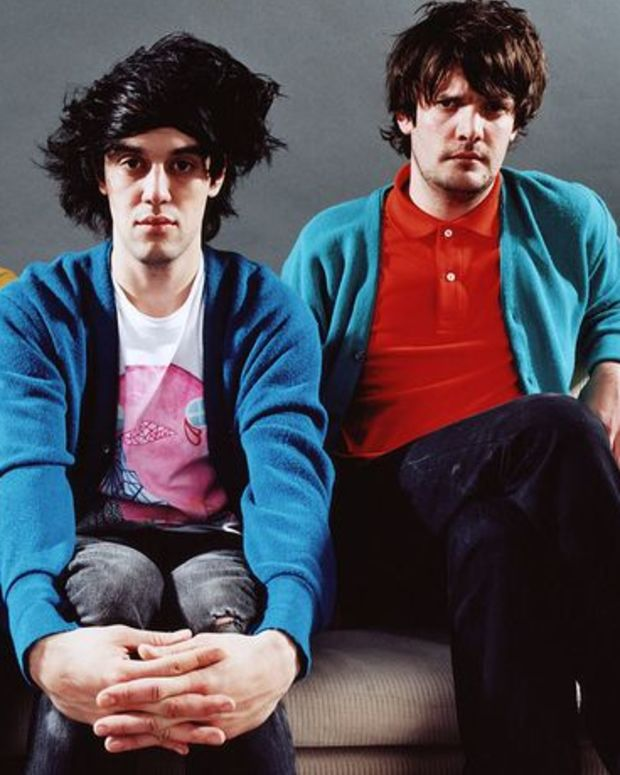 EDM Download: The Klaxons Come Through With A Killer Acid Disco Mix On the Modular Podcast #155