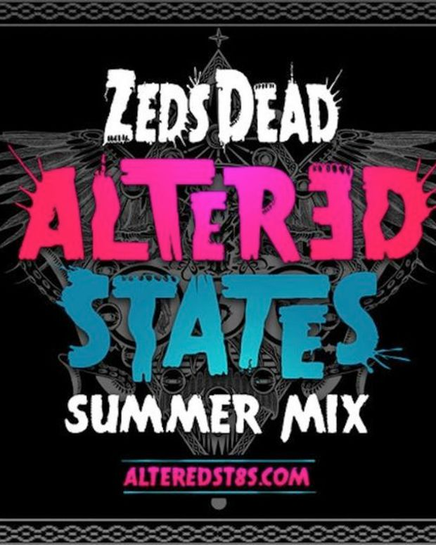 EDM Download: Zeds Dead Release Alter States Mix To Promote Their Fall Tour; File Under 'All EDM Everything'