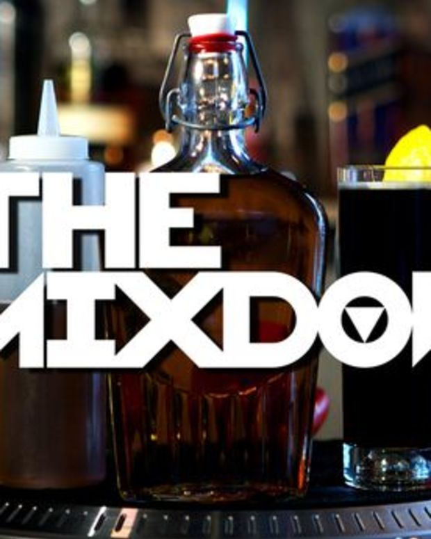 Magnetic and Complex TV Present: The Mixdown: Play Hard – Mixologist Designed Cocktail Inspired By Krewella