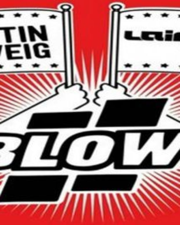 "EDM News: Martin Solveig & Laidback Luke Release ""Blow""; File Under A ""Massive Track In EDM Culture"""