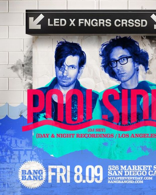 EDM Culture: Go Hard Or Go Home This Weekend In San Diego With Hardwell, Robbie Rivera, Poolside, Rudimental And More!
