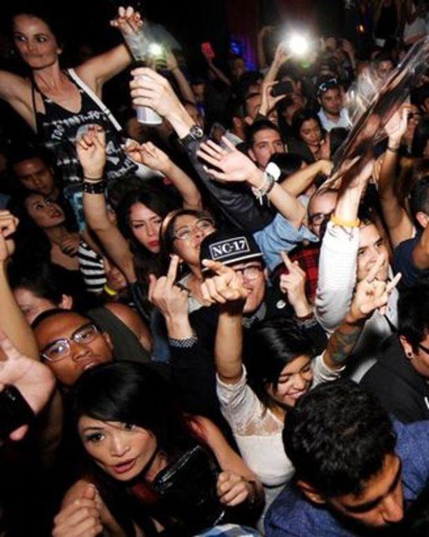 EDM Culture: Event Recap- Iheartcomix Sundays At Drais Featuring A-Trak, Cashmere Cat And Franki Chan