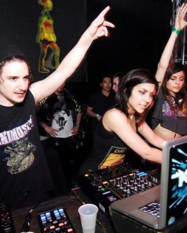EDM News: Krewella Announces New Electronic Music Collaborations With Fall Out Boy And Blink-182