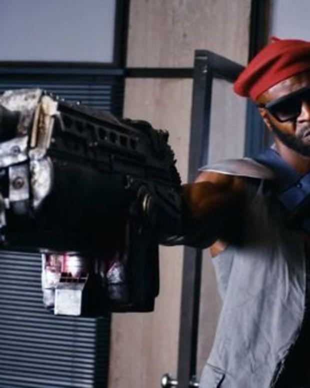 EDM News: New Live Action Video Starring EDM Culture's Super Hero- Major Lazer