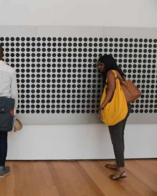 "EDM Culture: Review Of NYC's Museum Of Modern Art ""Soundings: A Contemporary Score"" Exhibit- Showing Through November 3rd"