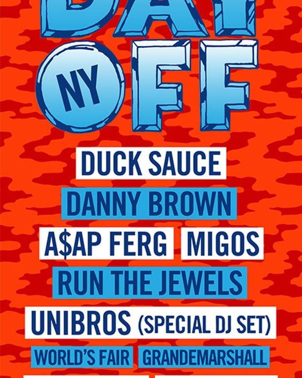 EDM Culture: NYC- Fool's Gold Rec Is Bringing Duck Sauce to BK... And It's Free!