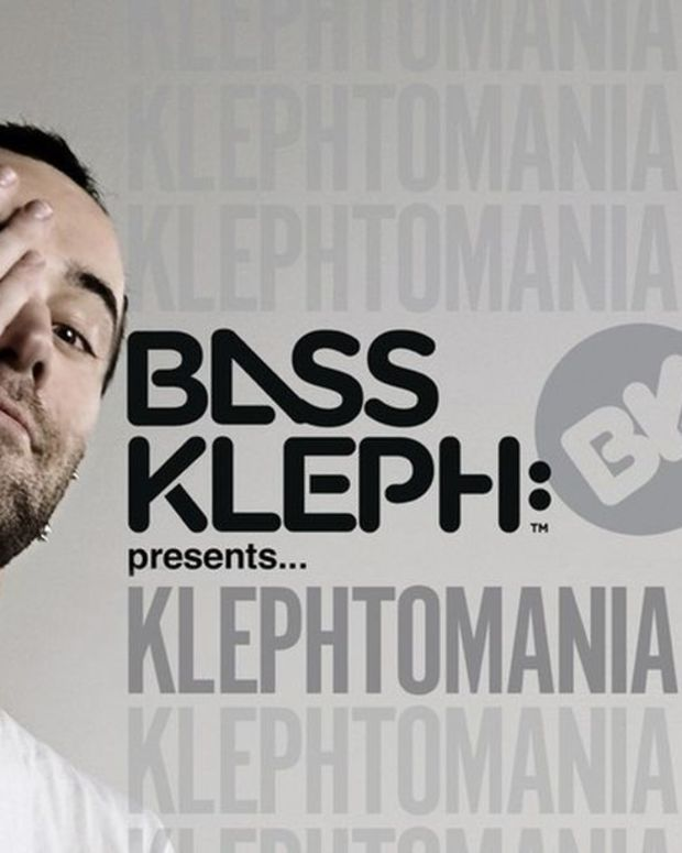 """EDM Download: Bass Kleph's Monthly Podcast; Plus- Watch Him Remix Borgore X Carnage's """"Incredible"""" Live"""