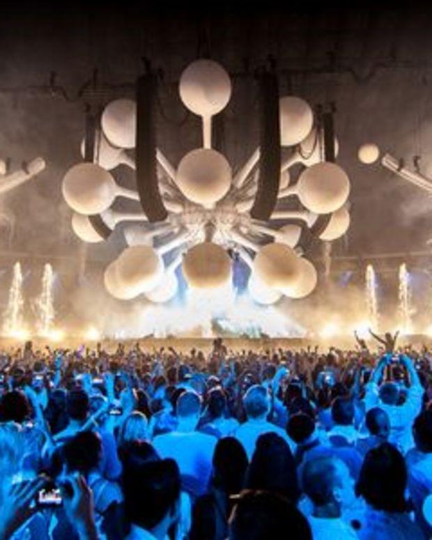 EDM News: Sensation's 'Ocean Of White' Announces Las Vegas Line Up- Mr. White, Sebastien Leger, Sunnery James And More
