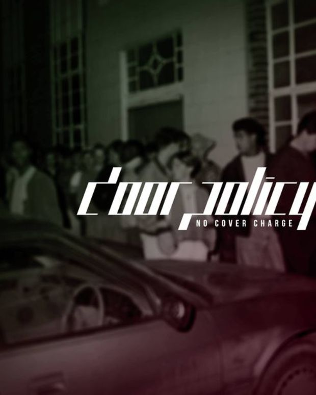 """EDM Download: Door Policy's """"No Cover Charge"""" EP; File Under 'Glitch-Step For The Club'"""