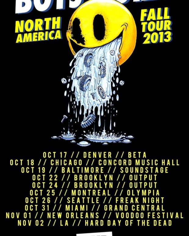 EDM News: Boys Noize Announces North American Tour Dates