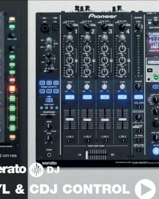 EDM News: Serato Kills Scratch Live; Announces New Serato DJ DVS Compatible Mixers From Rane & Pioneer