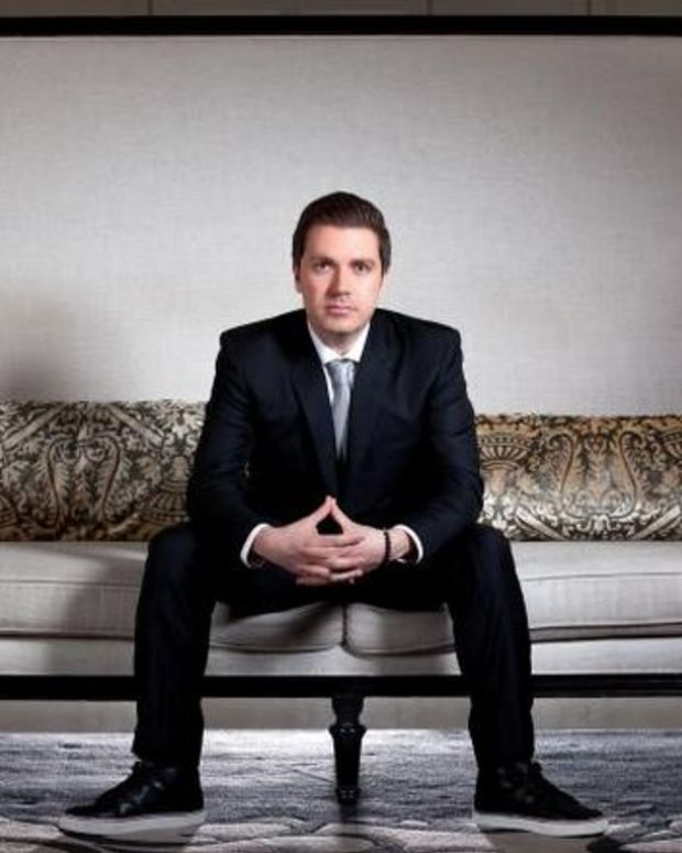 EDM News: Insomniac Events Founder Pasquale Rotella Graces The Cover Of The LA Weekly