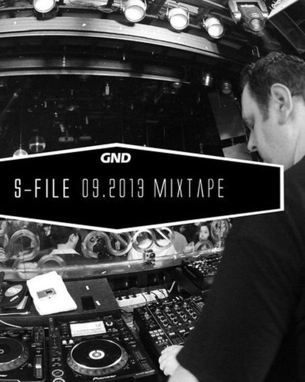 EDM Download: S-File Shares His September 2013 Mixtape