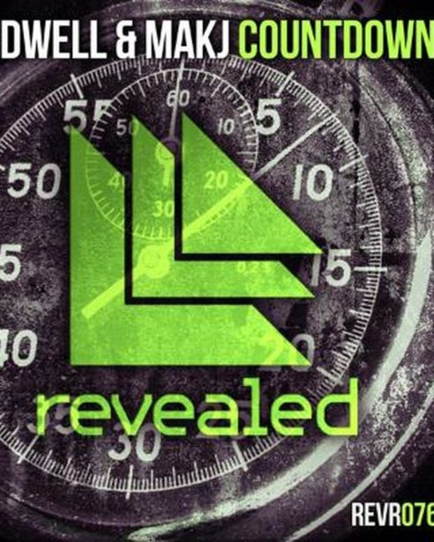 """EDM Premier: New Electronic Music From Hardwell X MAKJ- """"Countdown"""""""