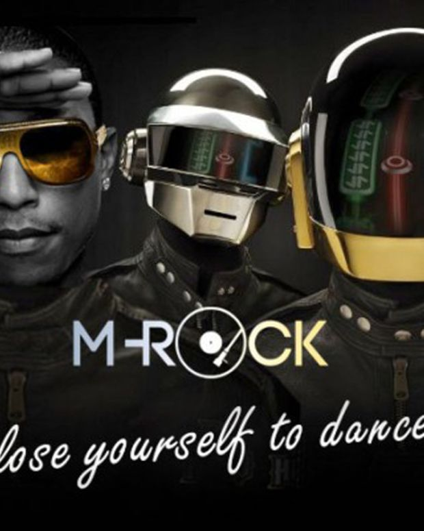 "EDM News: M-Rock Remixes Daft Punk's ""Lose Yourself To Dance"""