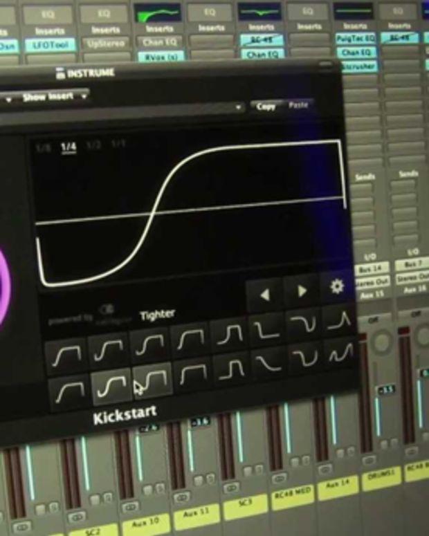 EDM Gear: Nicky Romero Launches Kickstart Plugin
