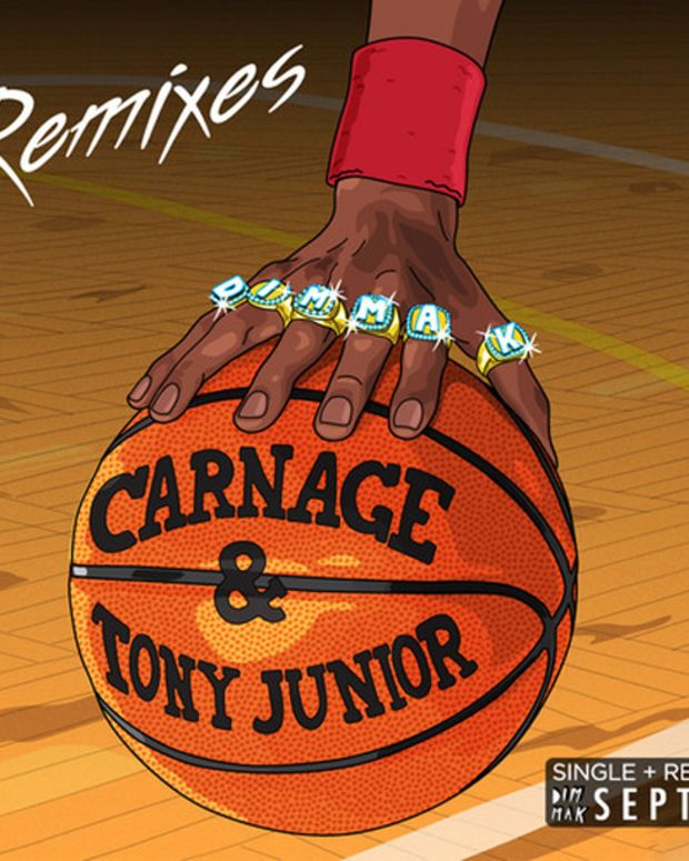 EDM Download: Carnage & Tony Junior- Michael Jordan (Bare Remix)