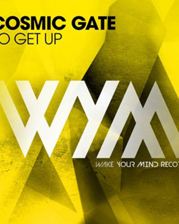 "EDM News: ""So Get Up"" New Electronic Music From Cosmic Gate On Wake Your Mind Records - File Under 'Trance'"