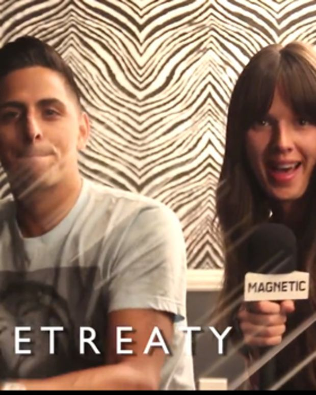 "Magnetic Mag And Complex TV Present ""The Line Up- Control Fridays"" Featuring PeaceTreaty"