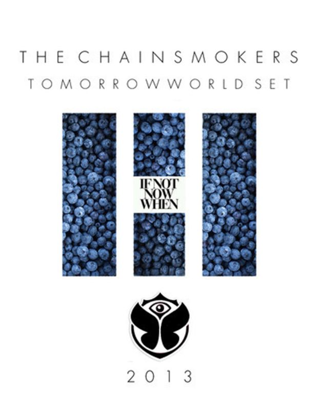 EDM Download: The Chainsmokers TomorrowWorld 2013 Live Set