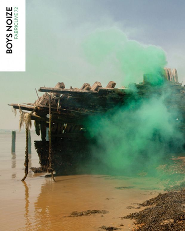 EDM News: FabricLive 72: Boys Noize To Be Released November 18th