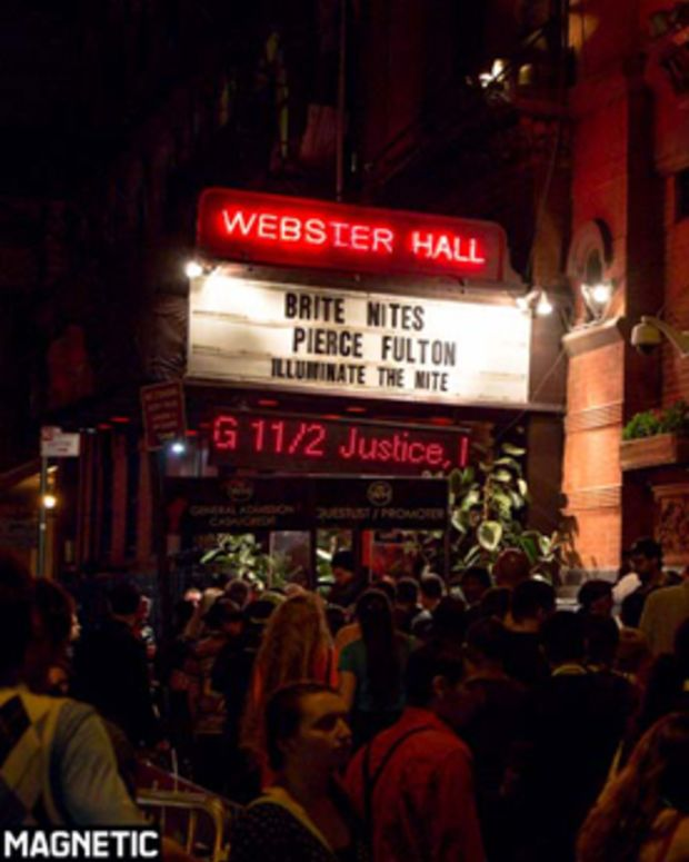 EDM News: Event Recap- Pierce Fulton Gets Weird at Webster Hall In NYC