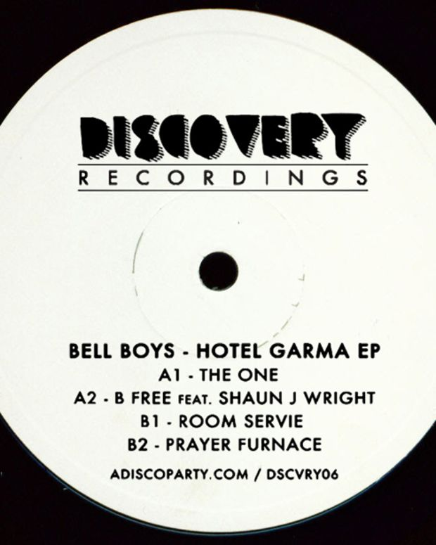 EDM News: Bell Boys Release Hotel Garma EP Via Discovery Recordings- File Under 'Old School House Music'