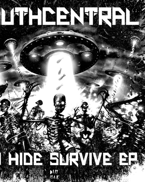 """Exclusive Premier: New Electronic Music From South Central-""""³Run Hide Survive²"""" EP; Out 10/15 Via Dim Mak"""