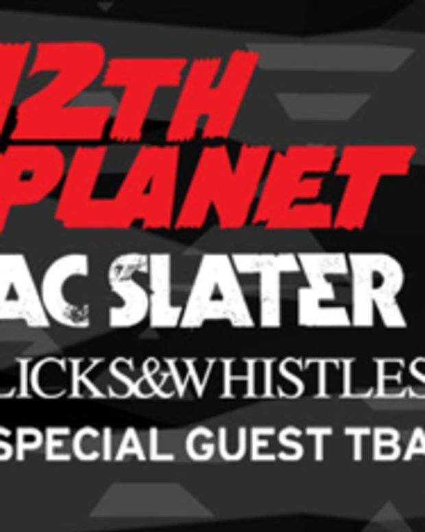 EDM News: We Are Massiv Presents Socal Shows With 12th Planet, AC Slater, Clicks & Whistles + Special Guests