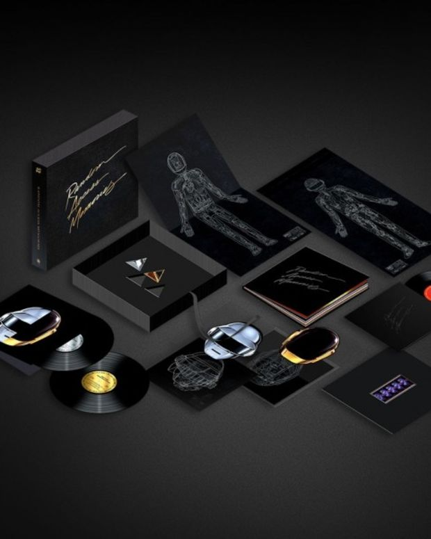 EDM News: Daft Punk Announces $250 Random Access Memories Limited Edition Box Set