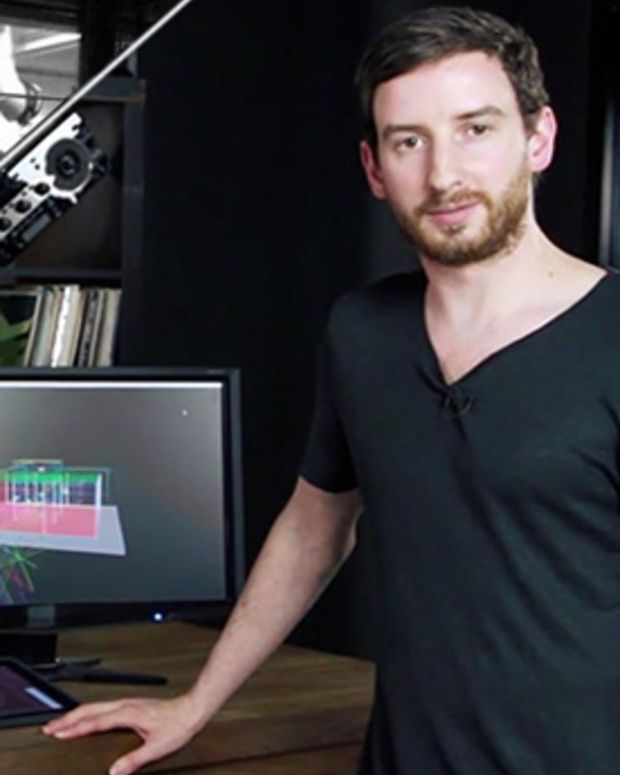 Max Cooper Creates 4D Soundsystem - New Electronic Music - EDM News