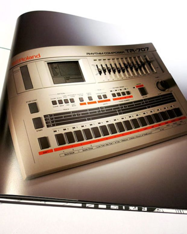 EDM Culture: Beat Box- A Drum Machine Obsession By Joe Mansfield